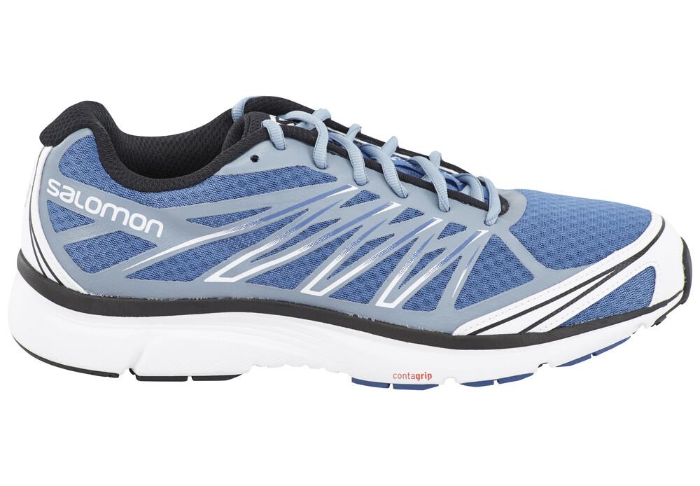 Chaussures 2 de Salomon Homme running X gris Tour Boutique QoxedCBWr